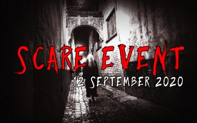 Nieuwe datum Scare Event!